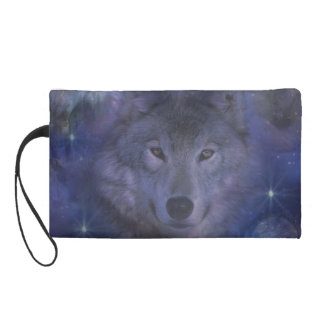 Wolf - Leader of the Pack Wristlet Purse