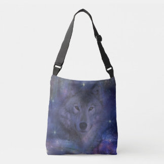 Wolf - Leader of the Pack Crossbody Bag
