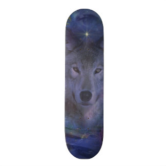 Wolf - Leader of the Pack Skateboard Deck