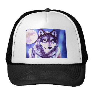 Wolf Look - Lonely Wolf Cap