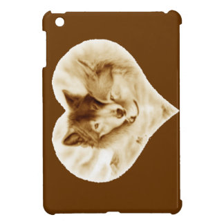 Wolf Love Cover For The iPad Mini