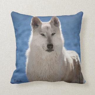 Wolf Love Pillow