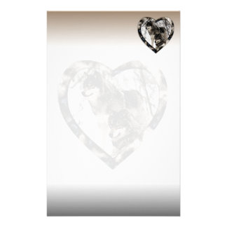 Wolf Lover Stationery