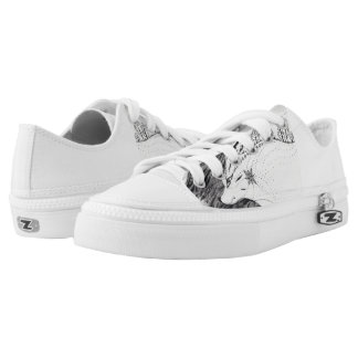 wolf low tops