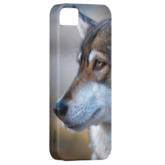 Wolf Mom iPhone 5 Cover