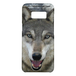Wolf Mountain Sanctuary Barely There Samsung S8 Case-Mate Samsung Galaxy S8 Case