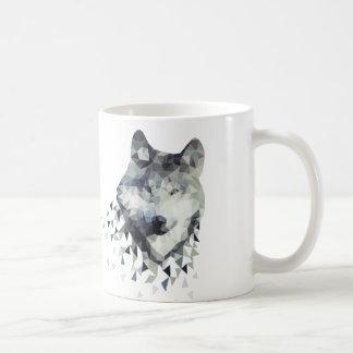 Wolf Coffee Mugs
