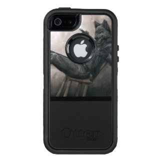 wolf OtterBox defender iPhone case