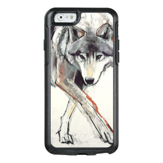 Wolf OtterBox iPhone 6/6s Case