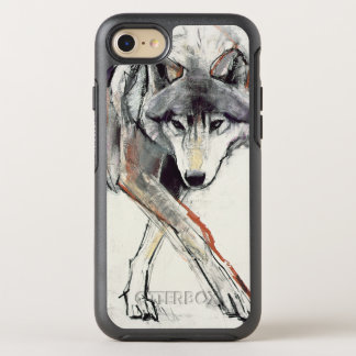 Wolf OtterBox Symmetry iPhone 8/7 Case