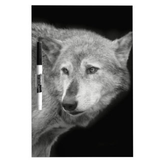 Wolf Pack Leader copy.jpg Dry Erase Board