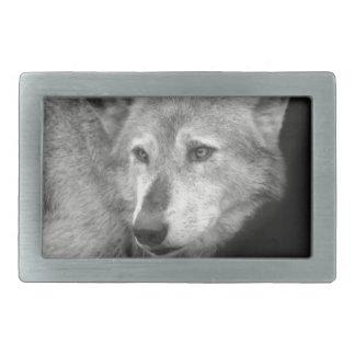 Wolf Pack Leader copy.jpg Rectangular Belt Buckles
