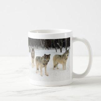 Wolf Pack Mugs