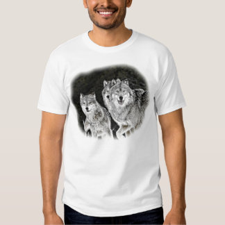 Wolf pack t shirts