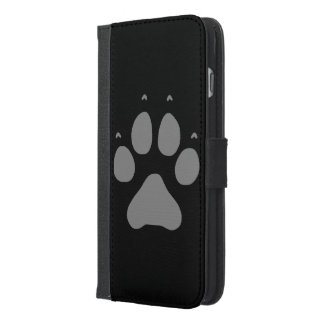 Wolf Paw iPhone 6/6s Plus Wallet Case