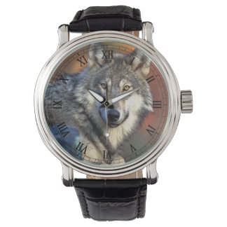 Wolf Photograph Watch