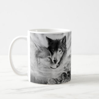 wolf pic 3, wolf pic 3 mug