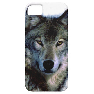 Wolf Portrait iPhone 5 Cover