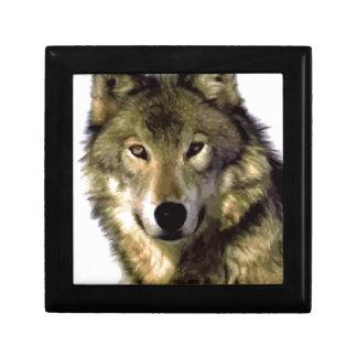 Wolf Portrait Gift Box