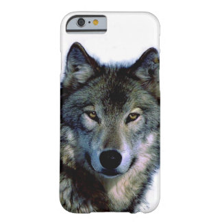Wolf Portrait iPhone 6 Case Barely There iPhone 6 Case