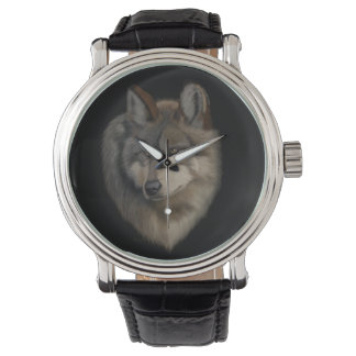 Wolf Portrait - Watches