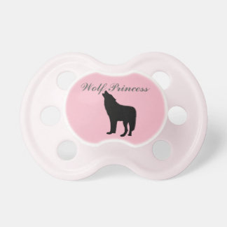 Wolf Princess Pacifier