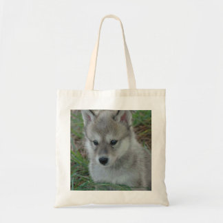 Wolf Pup Tote