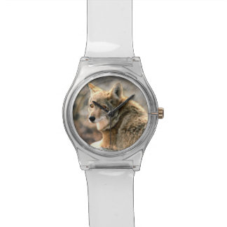 Wolf Rain Graphic Art Watch