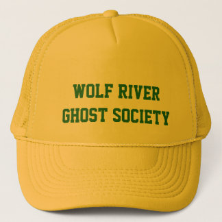 Wolf River Ghost Society Trucker Hat