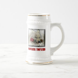 wolf-rose, Dangerous Temptation Beer Steins