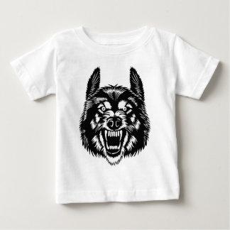Wolf - Satan Baby T-Shirt