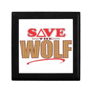 Wolf Save Gift Box