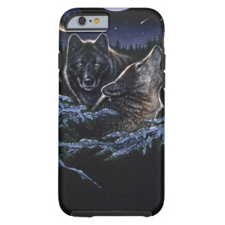 Wolf Serenade Tough iPhone 6 Case