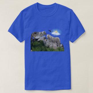 Wolf Series (2nd) T-Shirt By: Antsafire @ Zazzle