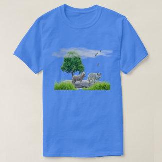 Wolf Series (4th)) T-Shirt By: Antsafire @Zazzle