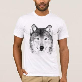 Wolf shirt, men's T-Shirt