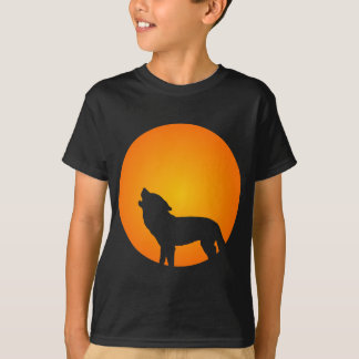 Wolf Silhouette T-Shirt