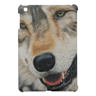 'Wolf smile' Case For The iPad Mini