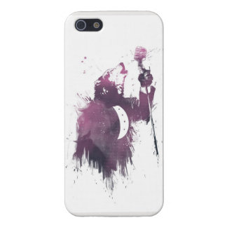wolf song iPhone 5 cases