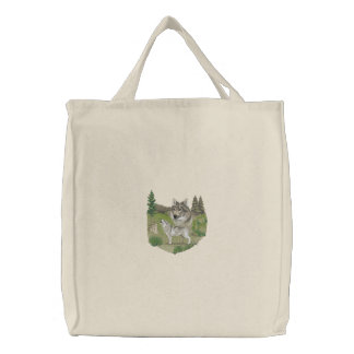 Wolf Spirit Bag