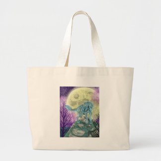 Wolf Spirit Jumbo Tote Bag