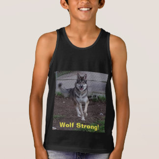 Wolf Strong Tank Top
