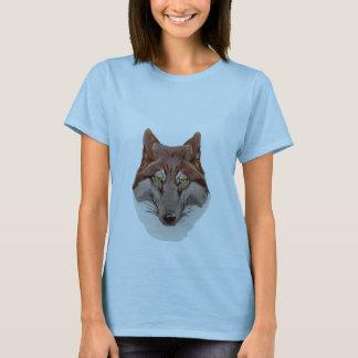 wolf. T-Shirt