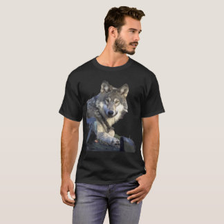 Wolf T-Shirt Design for Men and Women