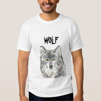 Wolf T Shirts