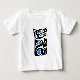 Wolf tattoo.jpg baby T-Shirt