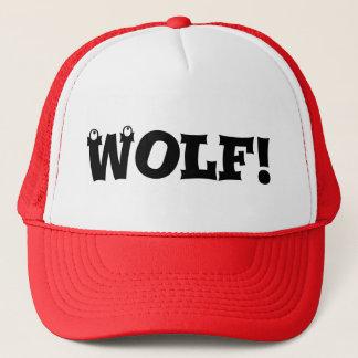Wolf! Trucker Hat