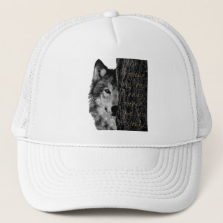 Wolf vs Sheep Trucker Hat