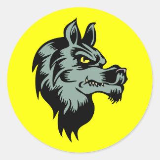 wolfbeast sticker