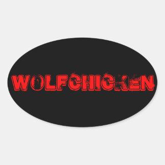 WolfChicken Sticker